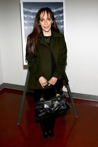 Bonnie Timmermann at the screening of