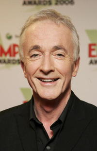Anthony Daniels at the Sony Ericsson Empire Film Awards.