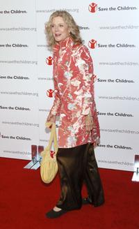 Blythe Danner at the 75th Anniversary Of Save The Children.
