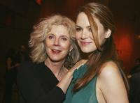 Blythe Danner and Jacinda Barrett at the Premiere of