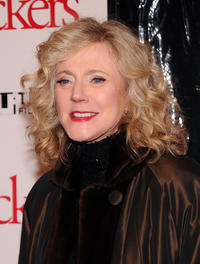 Blythe Danner at the New York premiere of