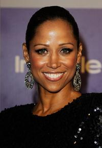 Stacey Dash at the InStyle and Warner Bros. 67th Annual Golden Globes after party.