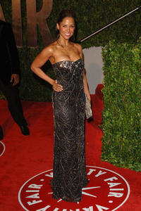 Stacey Dash at the 2010 Vanity Fair Oscar Party in California.