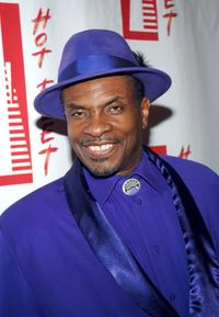 Keith David at the after party for the Broadway opening Of