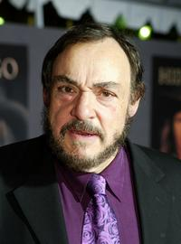 John Rhys-Davies at the premiere of