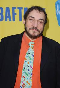 John Rhys-Davies at the 10th Annual BAFTA/LA Tea Party.