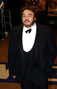 John Rhys-Davies at the world premiere of