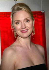Hope Davis at the 69th Annual New York Film Critics Circle Awards Dinner.