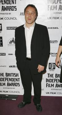 Stephen Graham at the British Independent Film Awards.