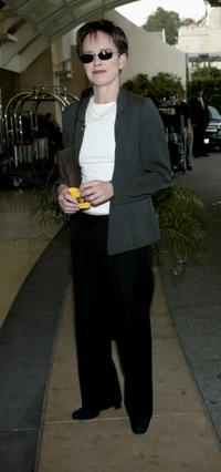 Judy Davis at the 2003 TCA Press Tour.