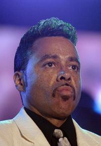 Morris Day at the 10th Anniversary Essence Music Festival.