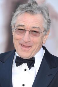 Robert De Niro at the 85th Annual Academy Awards in Hollywood.