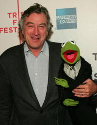 Robert De Niro at the premiere of
