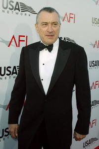 Robert De Niro at the