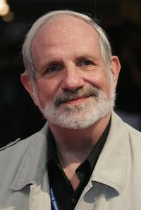 Brian De Palma at the 33rd Deauville American Film Festival.