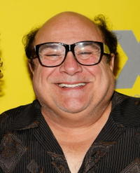 Danny DeVito at the Season 4 DVD launch party.