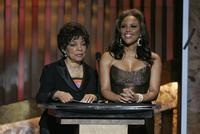 Ruby Dee and Lynn Whitfield at the 37th Annual NAACP Image Awards.