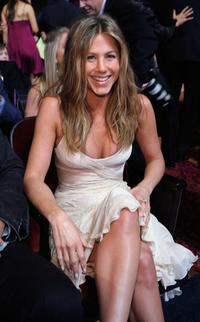 Jennifer Aniston at the 33rd Annual People's Choice Awards.