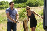 Gerard Butler and Jennifer Aniston in