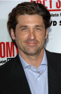 Patrick Dempsey at the