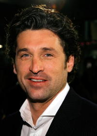 Patrick Dempsey at the premiere of