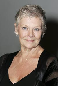 Judi Dench at the Casino Royale After Party.