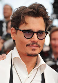 Johnny Depp at the