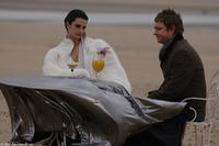 Penelope Cruz and Martin Freeman in