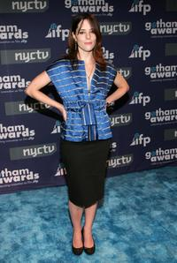 Parker Posey at the 16th Annual Gotham Awards.