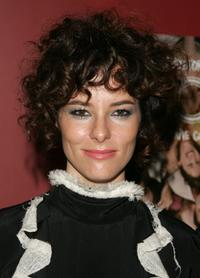 Parker Posey at the premiere of