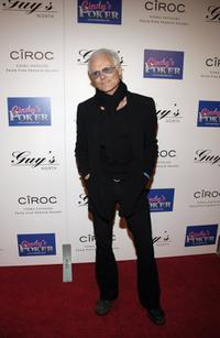 Michael Des Barres at the Grand Opening of Guy's North.