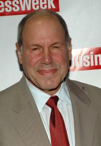 Michael Eisner at the relaunch of BusinessWeek magazine.
