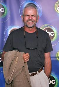 William Devane at the ABC TCA party.
