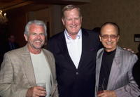William Devane, Ken Howard and Norby Walters at the 2nd Annual Steppenwolf Theatre Fundraiser Cocktail Party.