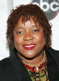 Loretta Devine at the ABC Upfront presentation in N.Y.