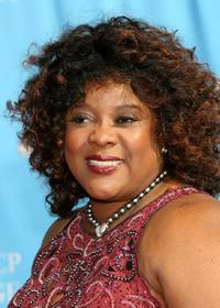 Loretta Devine at the 38th annual NAACP Image Awards.