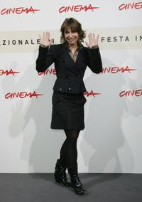 Susanne Bier at the photocall for