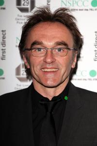 Danny Boyle at the London Critics Circle Film Awards 2009.