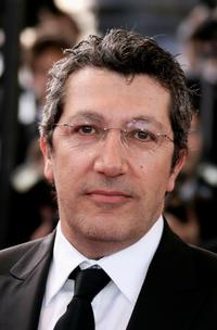 Alain Chabat at the screening of