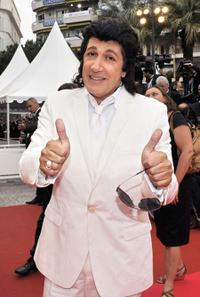 Alain Chabat at the 61st Cannes International Film Festival.