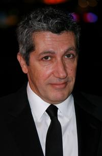 Alain Chabat at the 32nd Cesars french film awards ceremony.