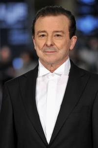 Juan Diego at the Goya Awards 2010.