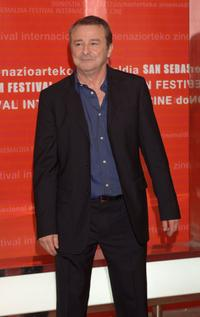 Juan Diego at the Closing Ceremony of 54th San Sebastian Film Festival.