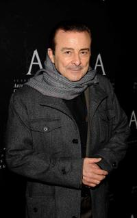 Juan Diego at the Spanish Cinema Academy Gold Medal Award 2008 ceremony.