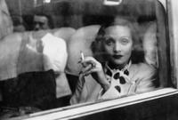 Film actress Marlene Dietrich (1904-92), born in Berlin, pictured in an unknown location.