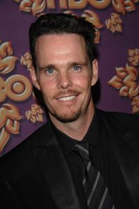 Kevin Dillon at the Emmy after party .