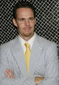 Kevin Dillon at the premiere screening after-party of