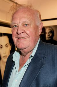 Joss Ackland at the Private View for