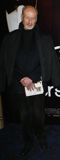 Vernon Dobtcheff at the premiere of