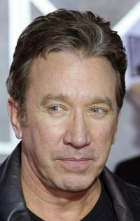 Tim Allen at the Hollywood premiere of